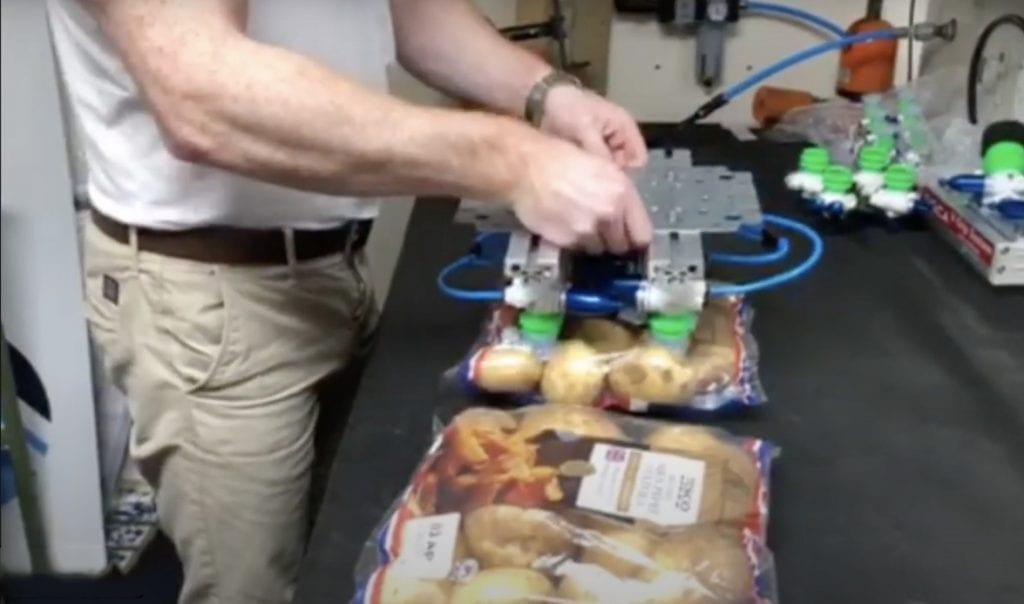 Potato challenge