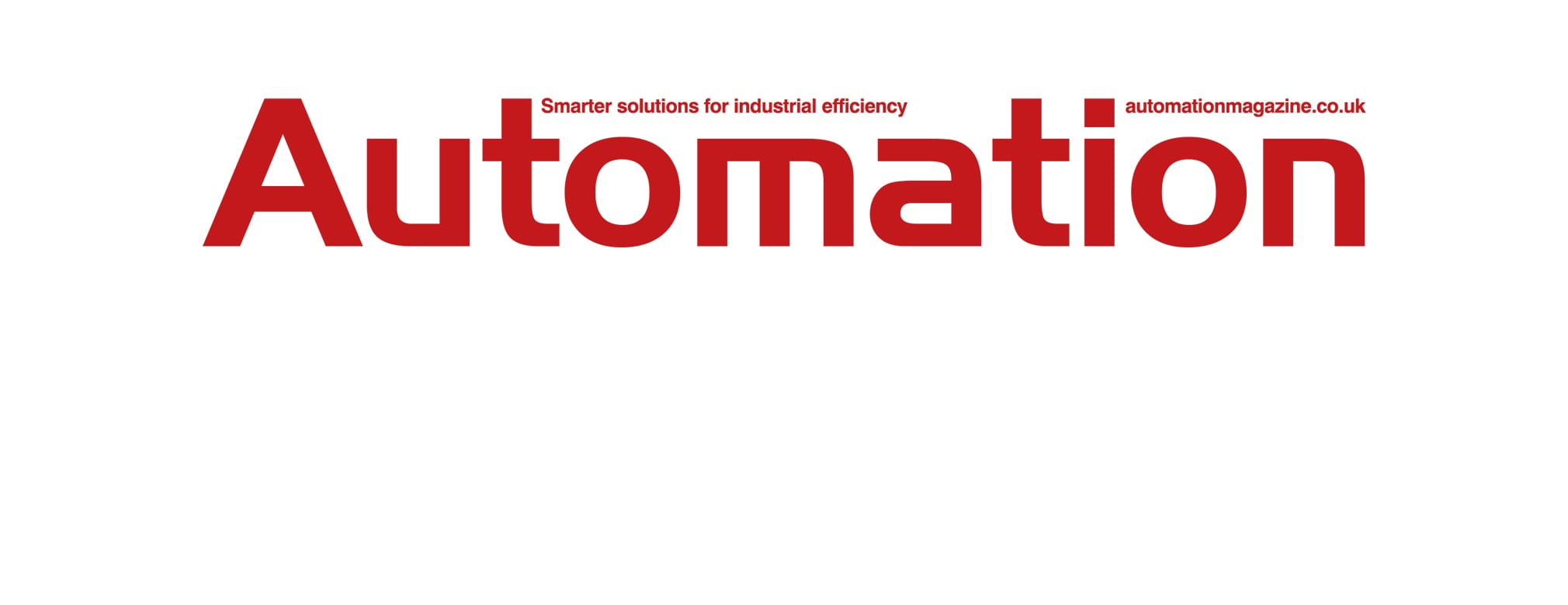 Automation Magazine Logo