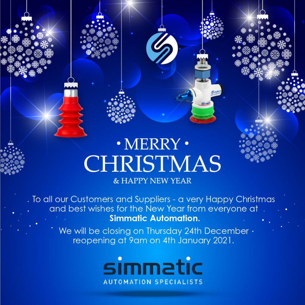 Simmatic 2020 Christmas ad