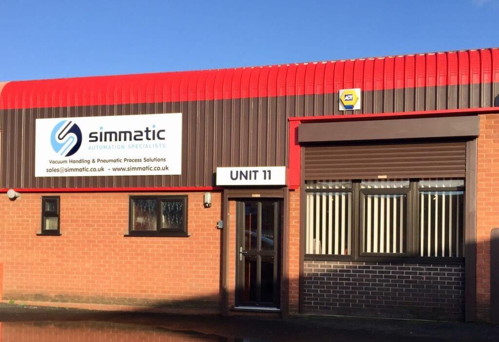 Simmatic Office Frontage