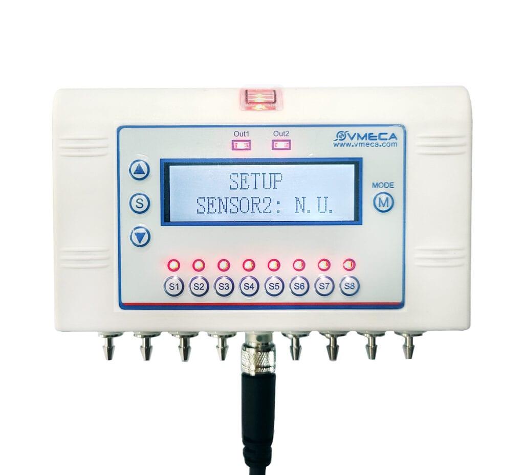 VMECA Smart Sensor Unit (SSU)