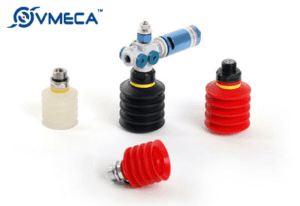 VBL Series (Long Multi Bellows Vacuum Suction Cups)