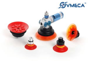 VF Series (Flat Vacuum Suction Cups)