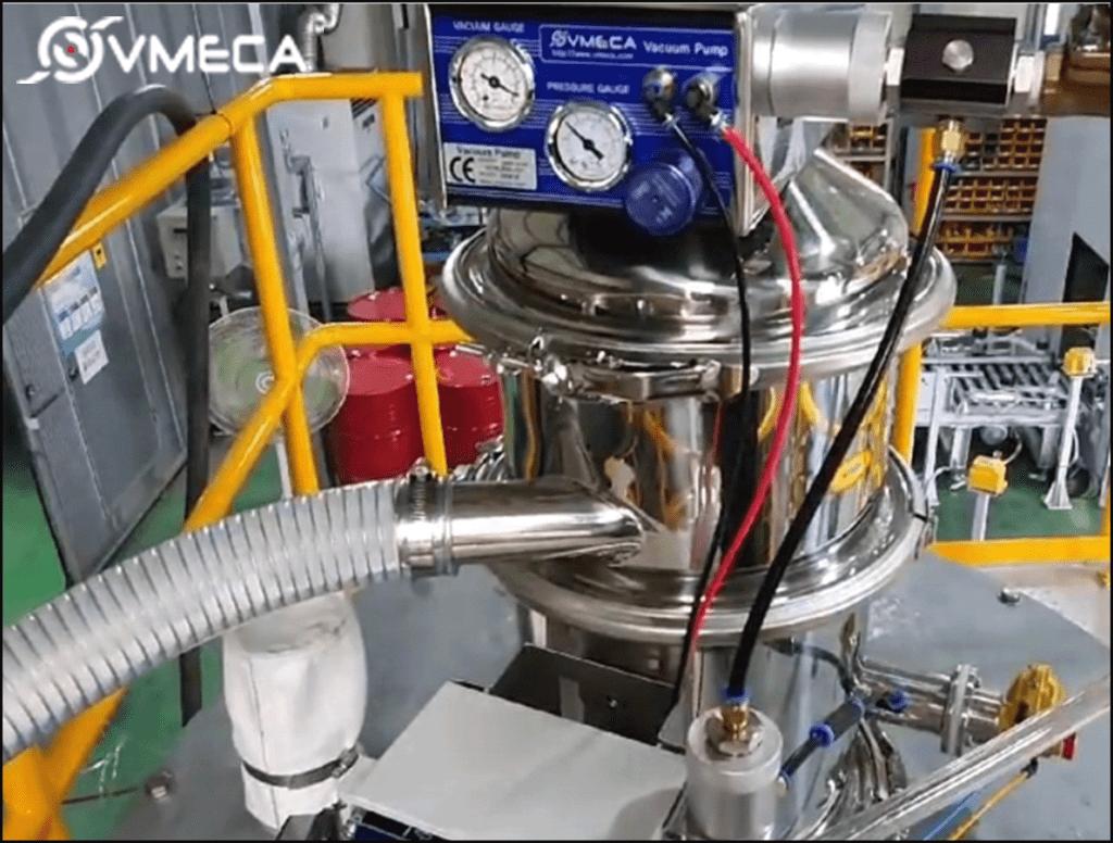 Wax Granules Vacuum Conveyor