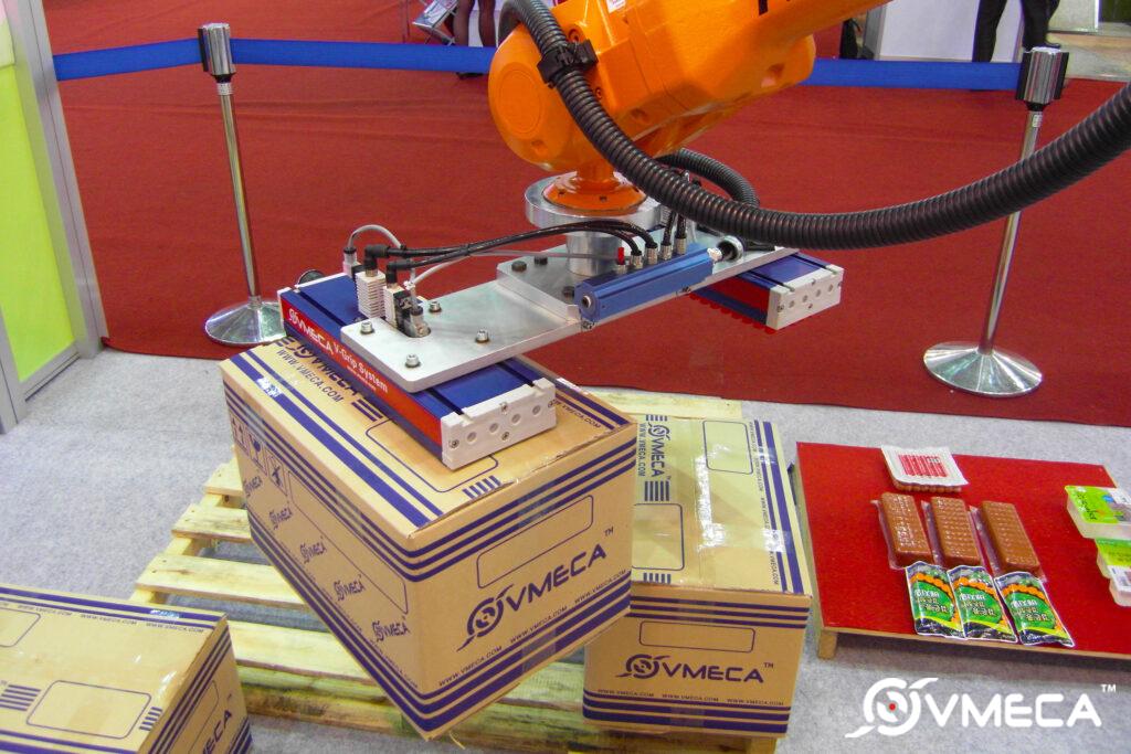 VMECA V-Grip Vacuum System