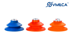 VBF100 (Bellows Flat Vacuum Suction Cups)