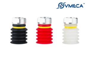 VBL20 (VBL Series Long Multi Bellows Vacuum Suction Cups)