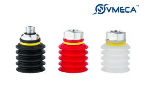 VBL30 (VBL Series Long Multi Bellows Vacuum Suction Cups)