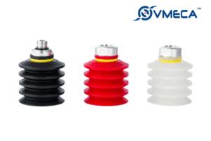 VBL40 (VBL Series Long Multi Bellows Vacuum Suction Cups)
