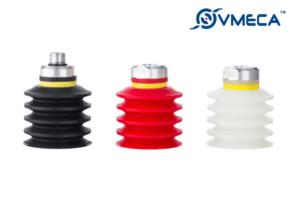 VBL50 (VBL Series Long Multi Bellows Vacuum Suction Cups)