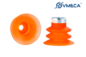 VBX55 (VBX Series Bellows & Cross Groove Vacuum Suction Cups)