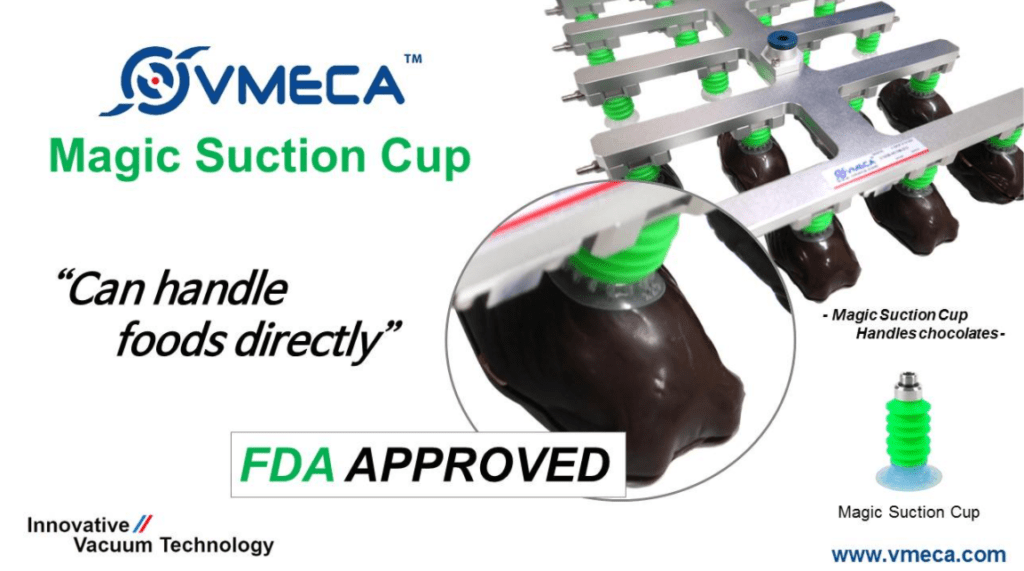VMECA Magic Suction Cups