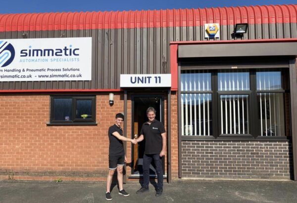 Welcome our new Apprentice Ali to Team Simmatic