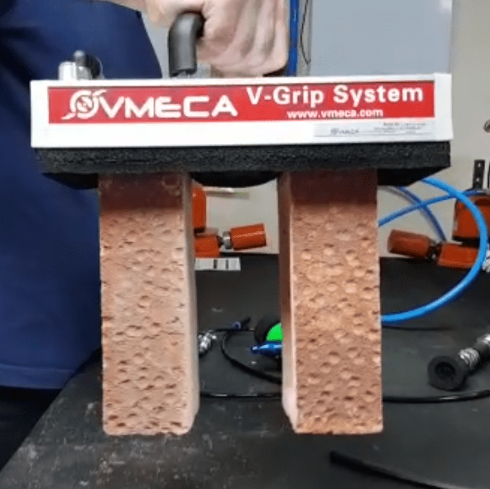 Feel the Force of VMECA's Vacuum Grippers